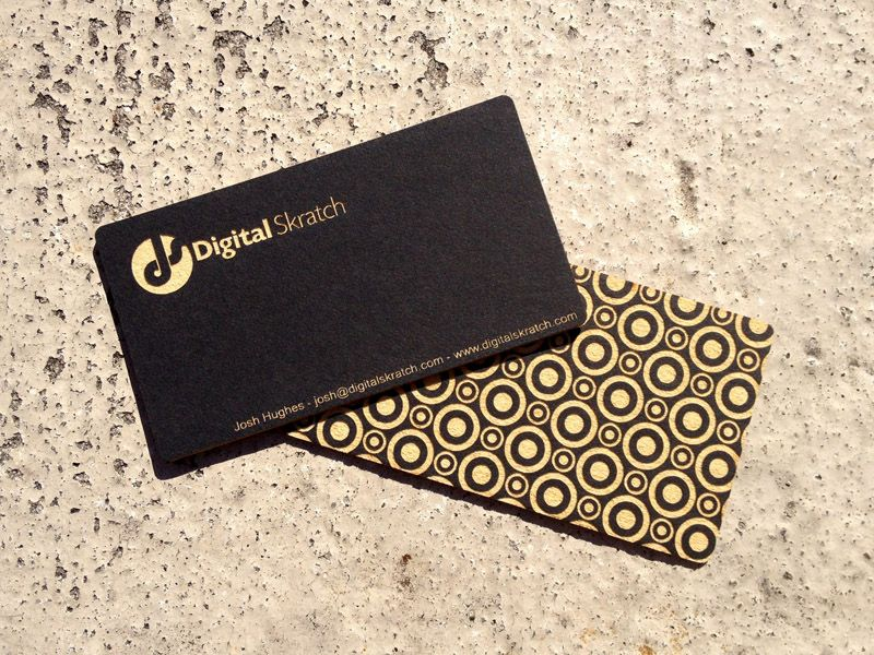 Laser Cut Metal Business Cards Images - Business Card Template